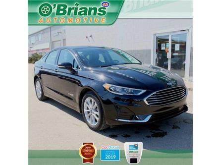 2019 Ford Fusion Hybrid SEL (Stk: 13392A) in Saskatoon - Image 1 of 29