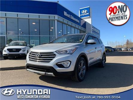 2016 Hyundai Santa Fe XL Limited (Stk: 9310A) in Edmonton - Image 1 of 30
