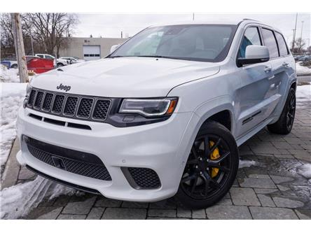 2018 Jeep Grand Cherokee Trackhawk (Stk: P2233) in Ottawa - Image 1 of 11