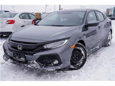 2019 Honda Civic Sport Touring (Stk: SL180A) in Ottawa - Image 1 of 25