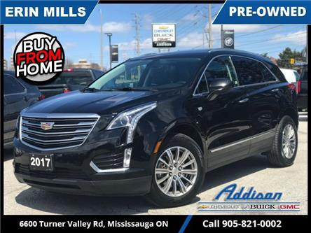 2017 Cadillac XT5 Luxury (Stk: UM56597) in Mississauga - Image 1 of 21