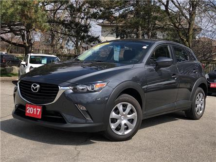 2017 Mazda CX-3 FWD 4dr GX | LOW KM!! | BACK UP CAM | 1 OWNER (Stk: 5582) in Stoney Creek - Image 1 of 28