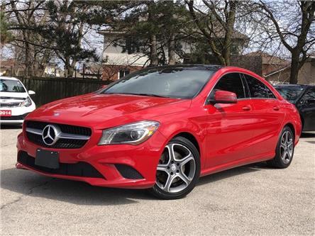 2014 Mercedes-Benz CLA-Class CLA 250 (Stk: 5490) in Stoney Creek - Image 1 of 21