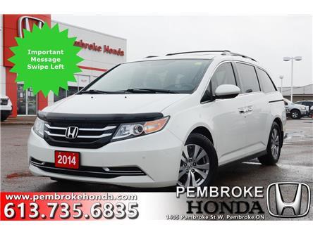 2014 Honda Odyssey EX-L (Stk: 20145A) in Pembroke - Image 1 of 30