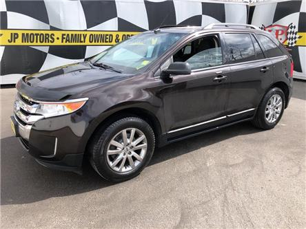 2013 Ford Edge SEL (Stk: 46781A) in Burlington - Image 1 of 21
