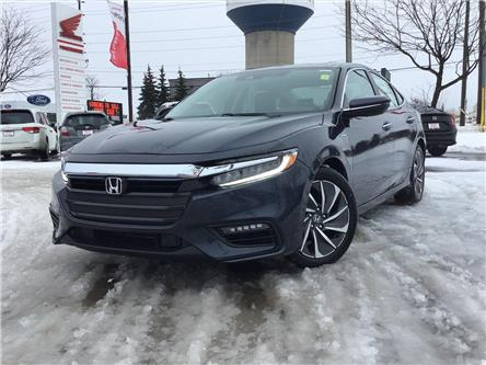 2020 Honda Insight Touring (Stk: 20786) in Barrie - Image 1 of 23