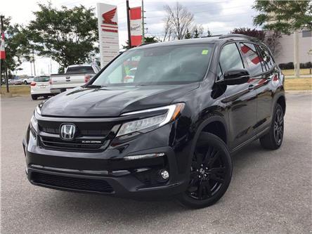 2020 Honda Pilot Black Edition (Stk: 20680) in Barrie - Image 1 of 24
