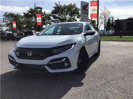 2020 Honda Civic Si Base (Stk: 20767) in Barrie - Image 1 of 22
