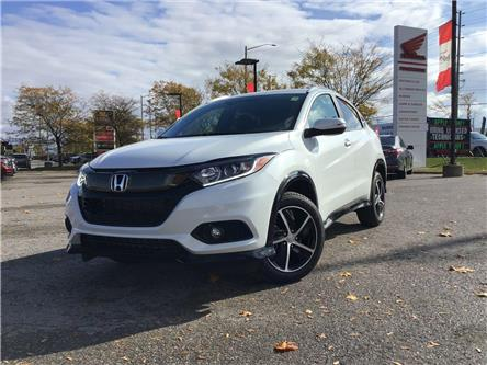 2020 Honda HR-V Sport (Stk: 20717) in Barrie - Image 1 of 23