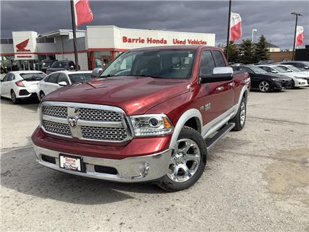 2014 RAM 1500 Laramie (Stk: U14303) in Barrie - Image 1 of 26