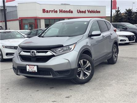 2017 Honda CR-V LX (Stk: U17376) in Barrie - Image 1 of 24