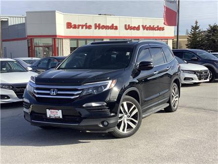 2017 Honda Pilot Touring (Stk: U17151) in Barrie - Image 1 of 29
