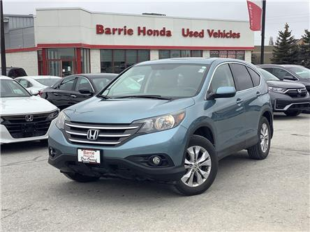 2014 Honda CR-V EX (Stk: U14701) in Barrie - Image 1 of 14