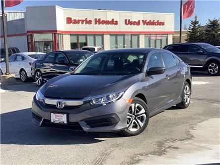2017 Honda Civic LX (Stk: U17396) in Barrie - Image 1 of 25