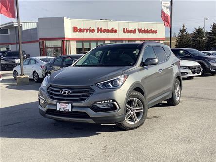 2018 Hyundai Santa Fe Sport 2.4 Luxury (Stk: U18021) in Barrie - Image 1 of 25