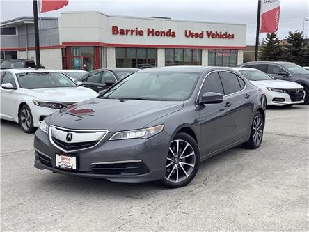 2017 Acura TLX Base (Stk: U17296) in Barrie - Image 1 of 24