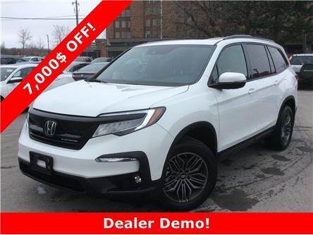 2020 Honda Pilot Black Edition (Stk: 20-0007) in Ottawa - Image 1 of 30