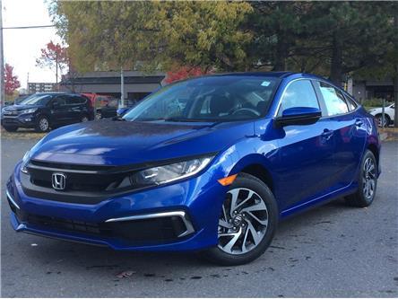 2020 Honda Civic EX (Stk: 20-0355) in Ottawa - Image 1 of 26