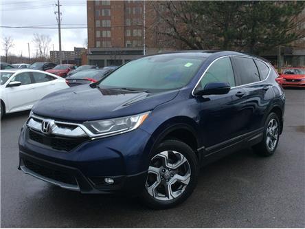 2018 Honda CR-V EX-L (Stk: P4928) in Ottawa - Image 1 of 27