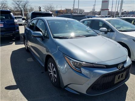 2020 Toyota Corolla Hybrid Base (Stk: CW085) in Cobourg - Image 1 of 5