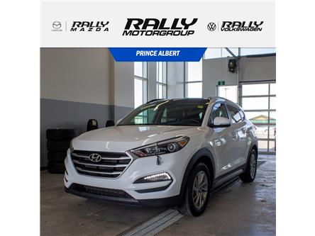 2018 Hyundai Tucson  (Stk: V879) in Prince Albert - Image 1 of 15