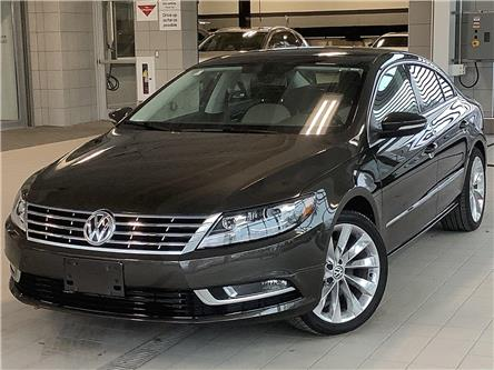 2014 Volkswagen CC Highline (Stk: 22018A) in Kingston - Image 1 of 25