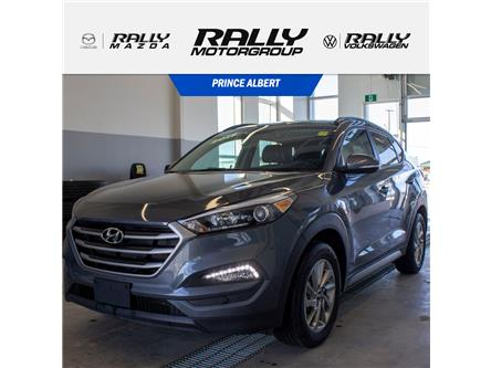 2018 Hyundai Tucson  (Stk: V882) in Prince Albert - Image 1 of 15