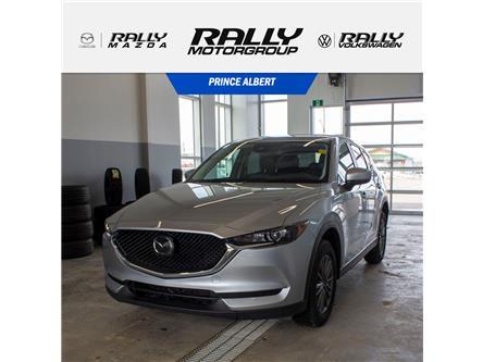2018 Mazda CX-5 GS (Stk: V910) in Prince Albert - Image 1 of 15