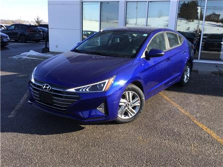 2020 Hyundai Elantra Preferred (Stk: H12411) in Peterborough - Image 1 of 18
