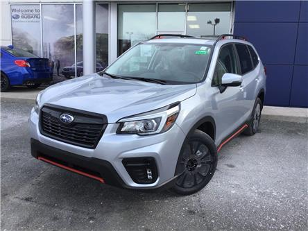 2020 Subaru Forester Sport (Stk: S4256) in Peterborough - Image 1 of 22