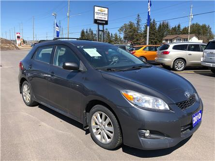 2010 Toyota Matrix Base (Stk: 7172-19AA) in Sault Ste. Marie - Image 1 of 16