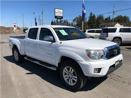 2014 Toyota Tacoma V6 (Stk: 8736-19A) in Sault Ste. Marie - Image 1 of 17