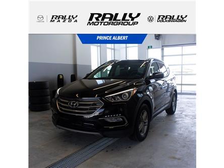 2017 Hyundai Santa Fe Sport  (Stk: V942) in Prince Albert - Image 1 of 14