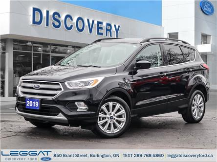 2019 Ford Escape SEL (Stk: 19-71667-R) in Burlington - Image 1 of 30