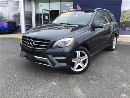 2014 Mercedes-Benz M-Class Base (Stk: S4122B) in Peterborough - Image 1 of 30