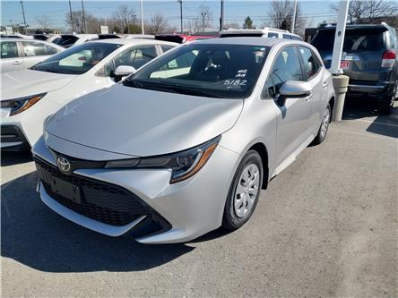 2020 Toyota Corolla Hatchback Base (Stk: CW075) in Cobourg - Image 1 of 8