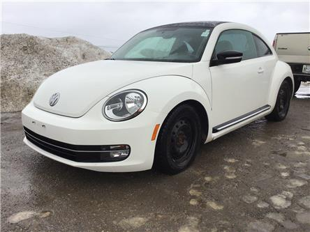 2012 Volkswagen Beetle 2.0 TSI Sportline (Stk: S4247A) in Peterborough - Image 1 of 9