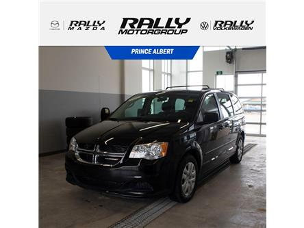 2014 Dodge Grand Caravan SE/SXT (Stk: V975) in Prince Albert - Image 1 of 14