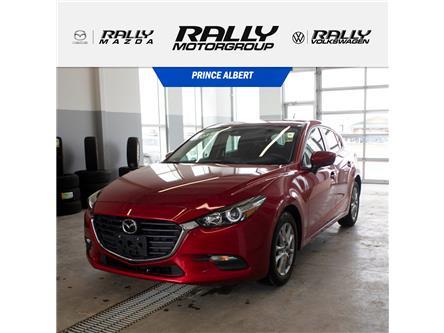 2018 Mazda Mazda3 Sport  (Stk: V996) in Prince Albert - Image 1 of 13