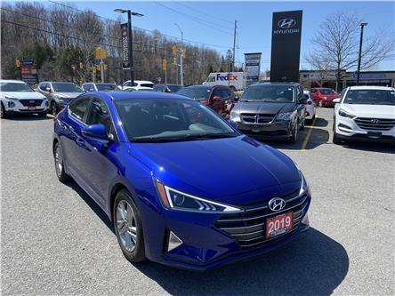 2019 Hyundai Elantra Preferred (Stk: X1381) in Ottawa - Image 1 of 23
