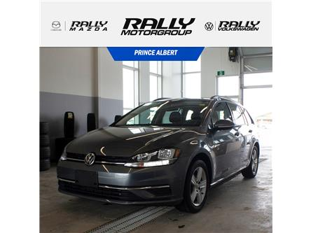 2019 Volkswagen Golf SportWagen  (Stk: V1155) in Prince Albert - Image 1 of 14