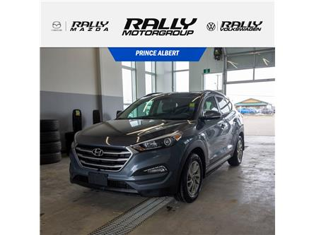 2017 Hyundai Tucson SE (Stk: V813A) in Prince Albert - Image 1 of 15