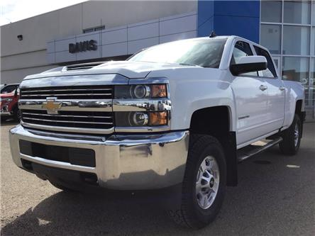 2018 Chevrolet Silverado 2500HD LT (Stk: 198769) in Brooks - Image 1 of 17