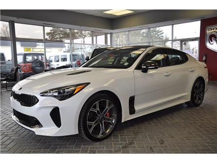 2019 Kia Stinger GT (Stk: P1739) in Renfrew - Image 1 of 17