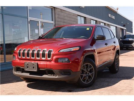 2016 Jeep Cherokee Sport (Stk: K201A) in Renfrew - Image 1 of 9