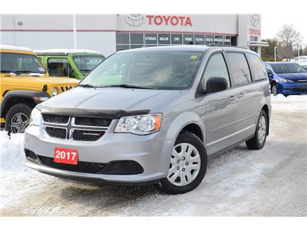 2017 Dodge Grand Caravan CVP/SXT (Stk: P1716) in Renfrew - Image 1 of 24