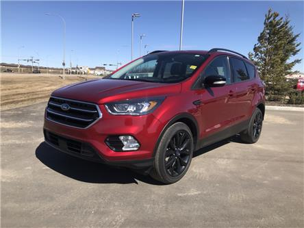 2017 Ford Escape Titanium (Stk: LSC035A) in Ft. Saskatchewan - Image 1 of 23