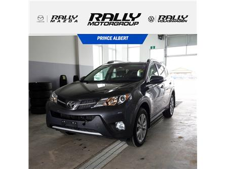 2015 Toyota RAV4 Limited (Stk: V1121) in Prince Albert - Image 1 of 16