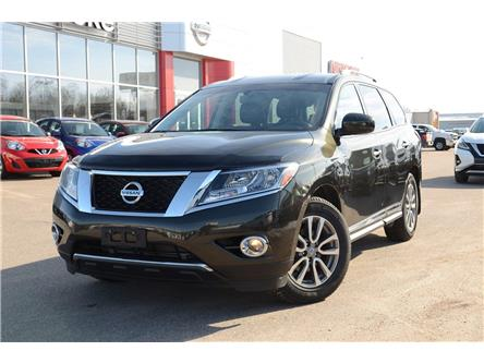 2016 Nissan Pathfinder  (Stk: 20064A) in Pembroke - Image 1 of 28