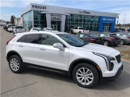 2020 Cadillac XT4 Luxury (Stk: 4805-20) in Sault Ste. Marie - Image 1 of 13